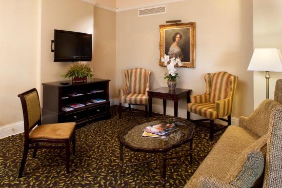Seelbach Hilton: Concierge Lounge