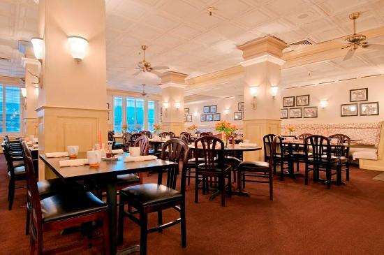 Seelbach Hilton: Otto's Cafe