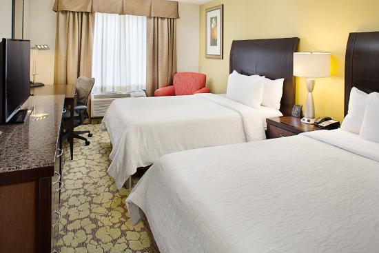Hilton Garden Inn Denver Tech Center: Two Queen  Bedroom