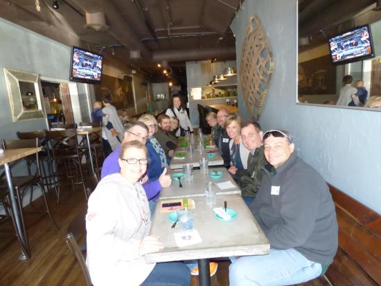 Marietta, GA: WR Social House is always tasty