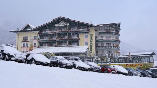 Hotel Kohlerhof Winter