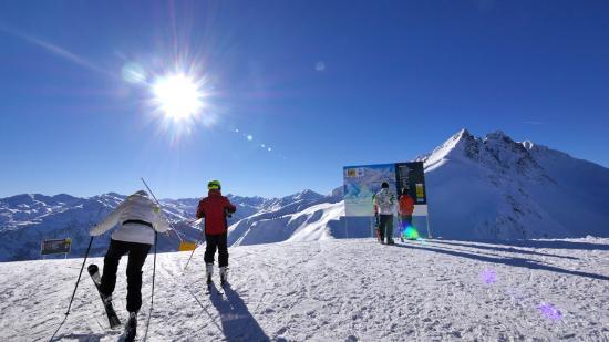 Fugen, Oostenrijk: Pistenzauber Hochfügen