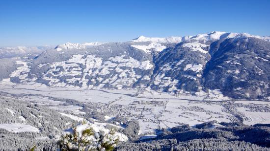 Fugen, Oostenrijk: Winterzauber Fügen