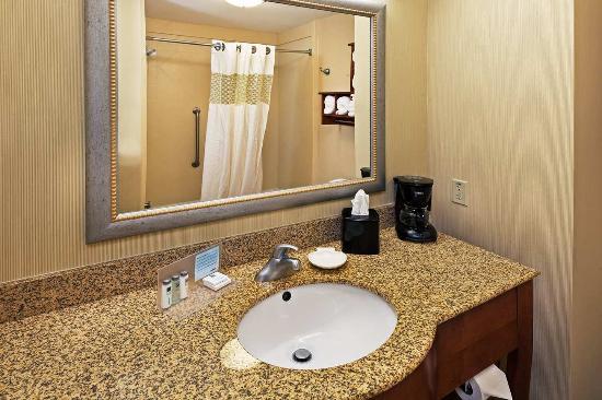 Hillsboro, Техас: Guest Room Bathroom