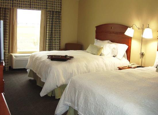 Hillsboro, Teksas: Two Queen Beds
