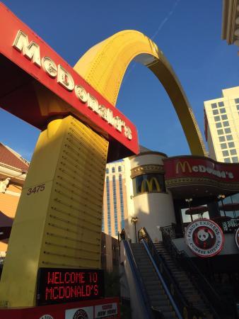 McDonald's on The Strip