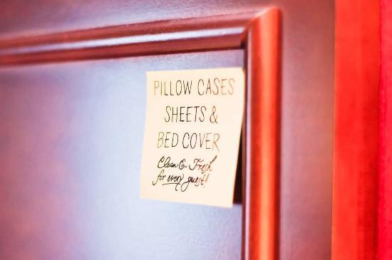 Hampton Inn Carrollton: Clean Sheets
