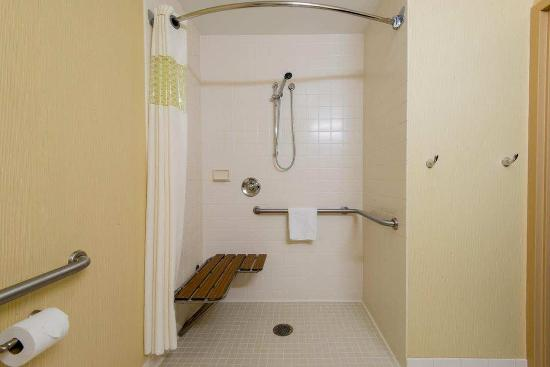White River Junction, VT: Handicap Accessible Roll-in Shower