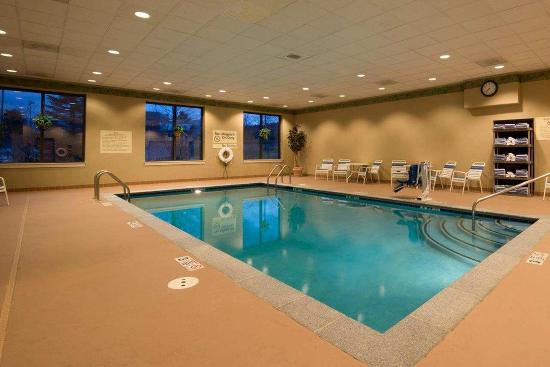 White River Junction, VT: Indoor Swimming Pool