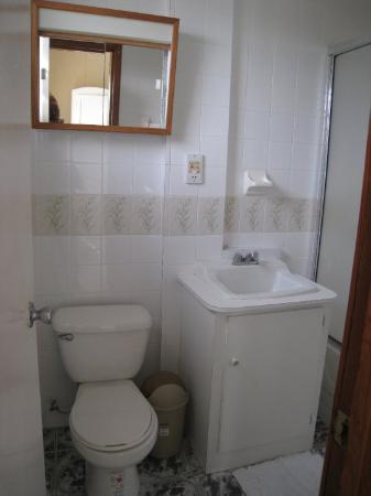 Ashton, Union Island: Bathroom Of A Single Occupancy
