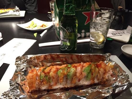 Vineland, NJ: Best sushi around. And byob