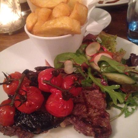 The Lamb Inn: Really enjoyable evening with superb food!