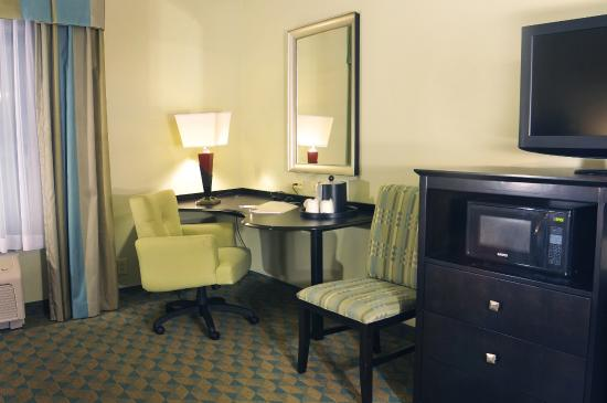 Hampton Inn Gadsden / Attalla: Living Area