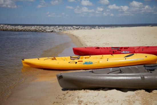 Point Clear, AL: Kayak