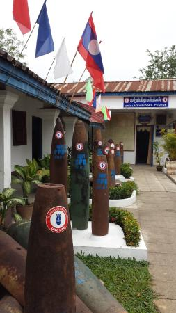 Foto de UXO Laos Visitor Center