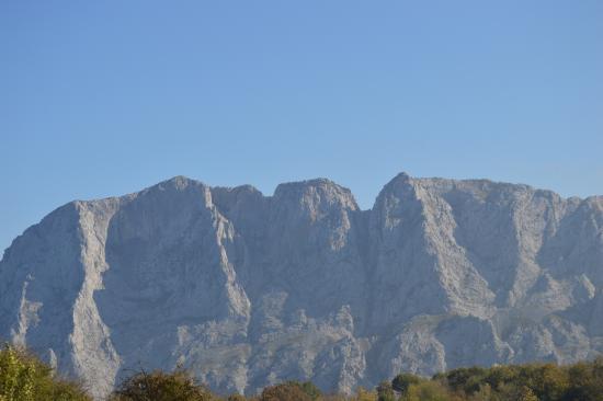 Urkiola Natural Park: vistas