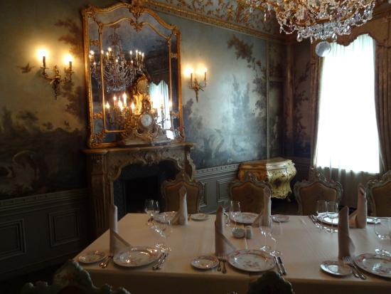 Turandot Restaurant: кабинет