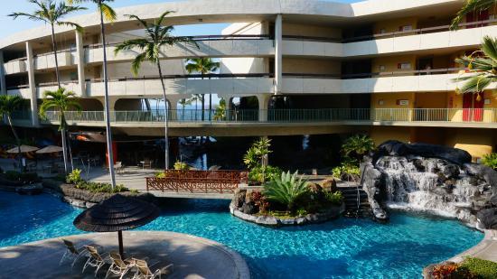 the inner pool picture of sheraton kona resort spa at keauhou rh tripadvisor com