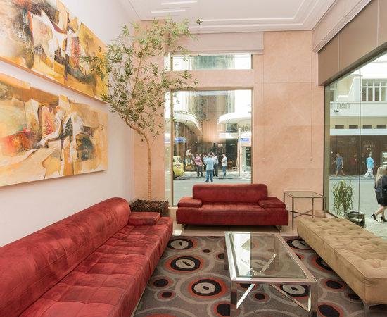 Hotel Atlantico Business, hôtels à Rio de Janeiro