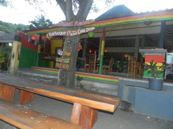 Amed Kedai Restaurant Bar Picture Of Amed Kedai Restaurant Bar