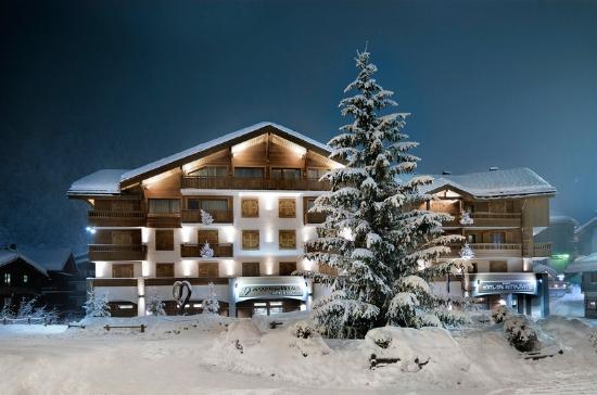 Hotel Au Coeur du Village