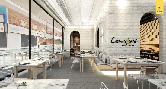 Lemoni Grill House Southampton