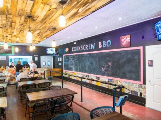 Corkscrew BBQ: New Location
