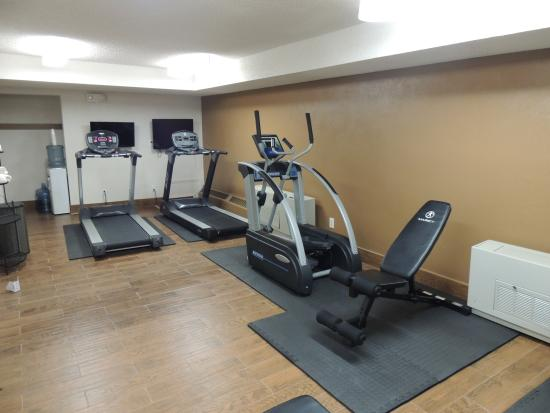 Best Western Tower West Lodge: Fitness Center