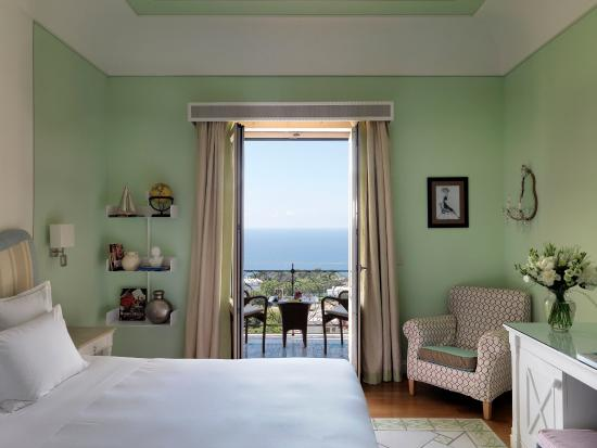 Capri Tiberio Palace: Suite
