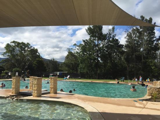 Glenmack Park: Stunning swimming pool