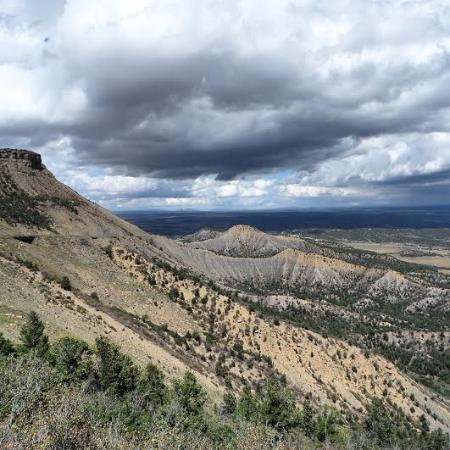 Mancos, CO: Mesa Verde National Park September 2015