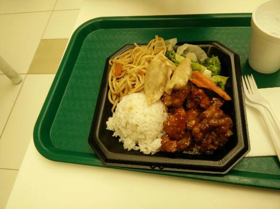 West Nyack, นิวยอร์ก: Sesame Chicken, #10