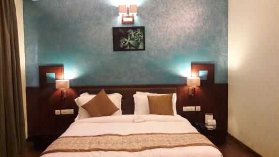Resort De Coracao: Actual Room photos