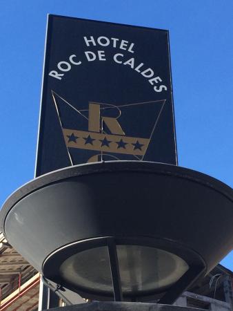 Hotel Roc de Caldes: Exterior