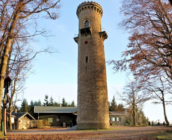 Ilmenau, Alemania: Aussichtsturm