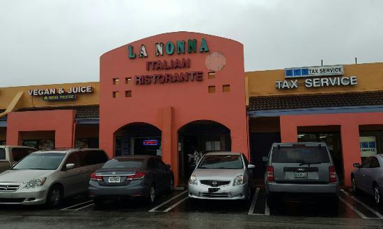 La Nonna Italian Restaurant