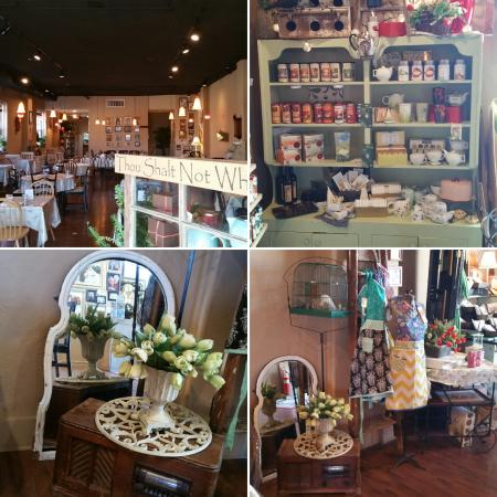 Country Keepsakes Tea Room: The Heart of the House