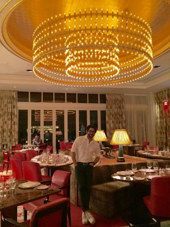 Veranda Restaurant at The Faena Hotel