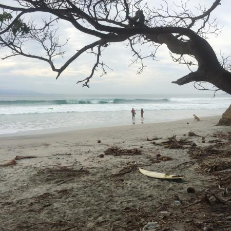 San Francisco, Meksika: Visited San Pancho for a surf vacation and they put us on sick waves every day!! Special thanks