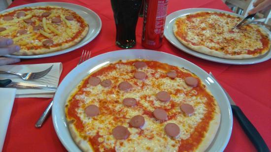 Pizzeria Oro Argento Bronzo