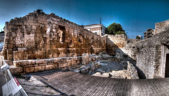 Roman Amphitheatre: 009