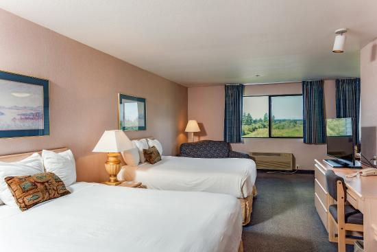 Warrenton, Oregón: Guest Room