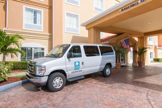 Comfort Inn & Suites Fort Myers: FLVAN