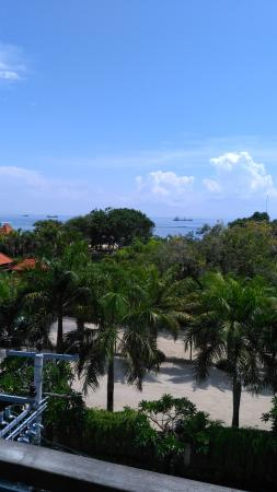 ocean view from balcony picture of core hotel benoa nusa dua rh tripadvisor co za