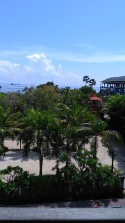 ocean view from balcony picture of core hotel benoa nusa dua rh tripadvisor com