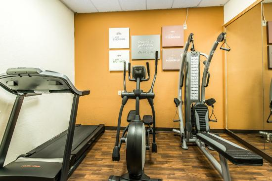 Comfort Suites Colorado Springs: Fitness Center