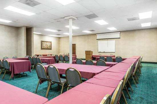 Comfort Suites Colorado Springs: Meeting Room