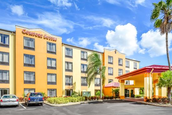 exterior picture of comfort suites tampa brandon tampa tripadvisor