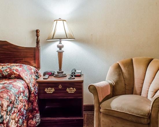 Frackville, Пенсильвания: Guest room