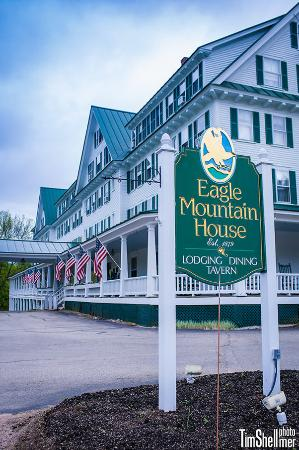 Eagle Mountain House & Golf Club: Exterior